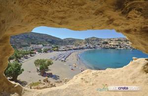 Crete Destination: Matala, Heraklion