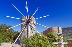Crete Destination: Lasithi Plateau, Tzermiado, Lasithi