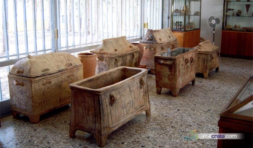 Archaeological Museum of Agios Nikolaos Crete