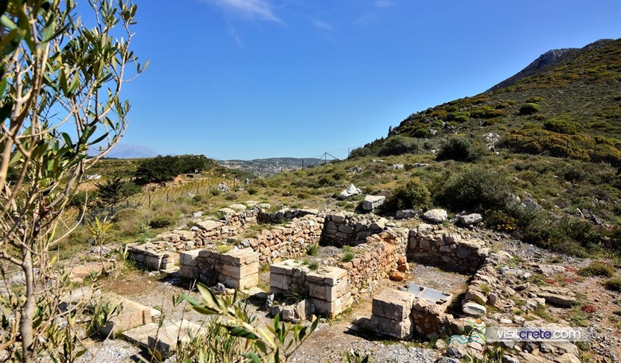 Archaeological Site Of Archanes Crete