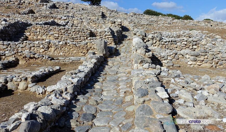 Archaeological Site Of Gournia (Pachia Ammos)