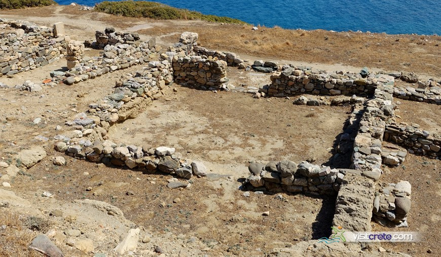 Archaeological Site Of Trypitos (Sitia)