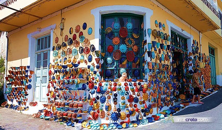 Ceramic Collection Of Margarites