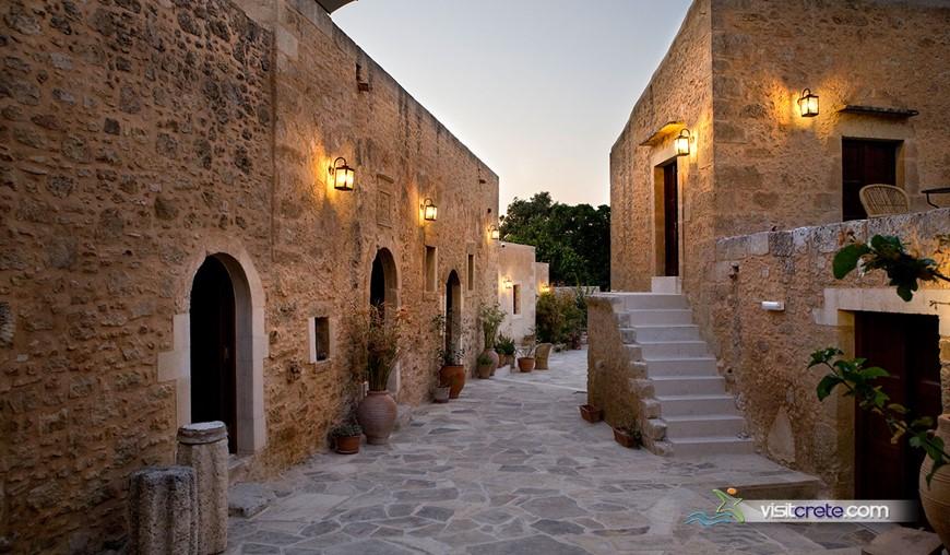 Greek Museum Of Olive (Kapsaliana)