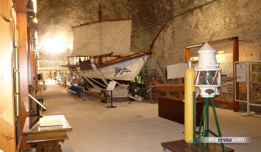Maritime Museum Of Crete - Chania
