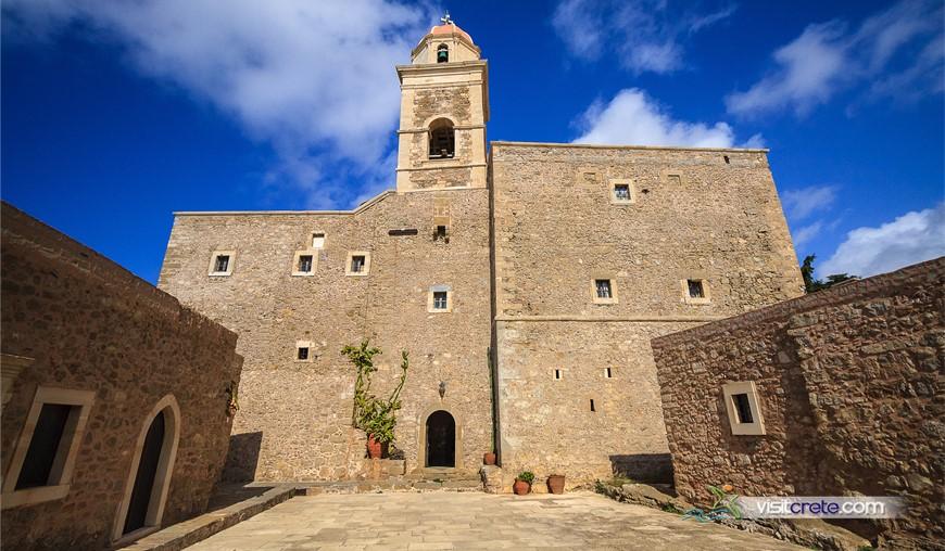 Ecclesiastical Museum Of Toplou Monastery