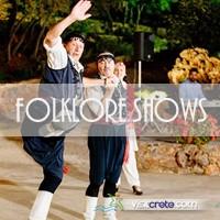 Crete Folklore Shows