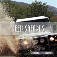 Crete Jeep Safaris