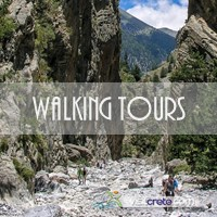 Crete Walking Tours