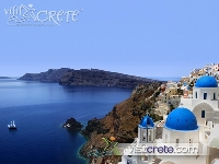 Book online an One Day Cruise from Rethimnon to Santorini!