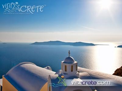 Book online Santorini Day Trips from Agia Pelagia, Fodele & Lygaria