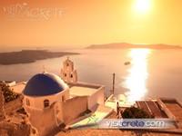One Day Cruise from Agios Nikolaos, Elounda to Santorini