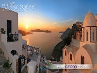 One Day Cruise from Chania to Santorini