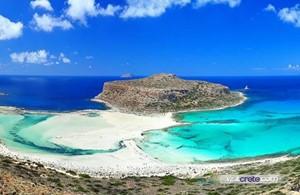Crete beach Ballos
