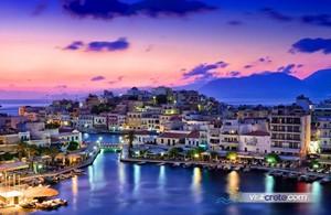 Crete Destination: Agios Nikolaos city