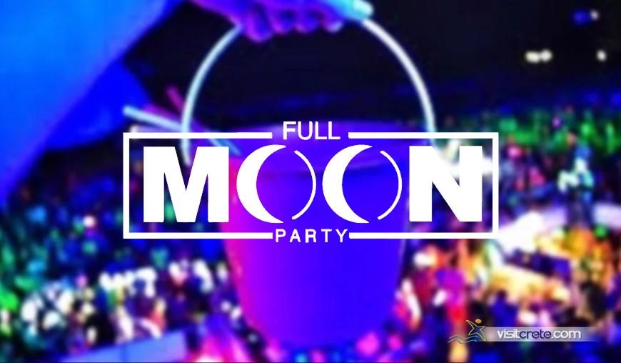 Malia Full Moon Party