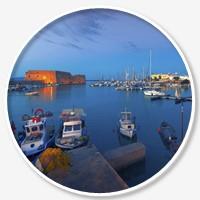 Crete HERAKLION Prefecture Destinations