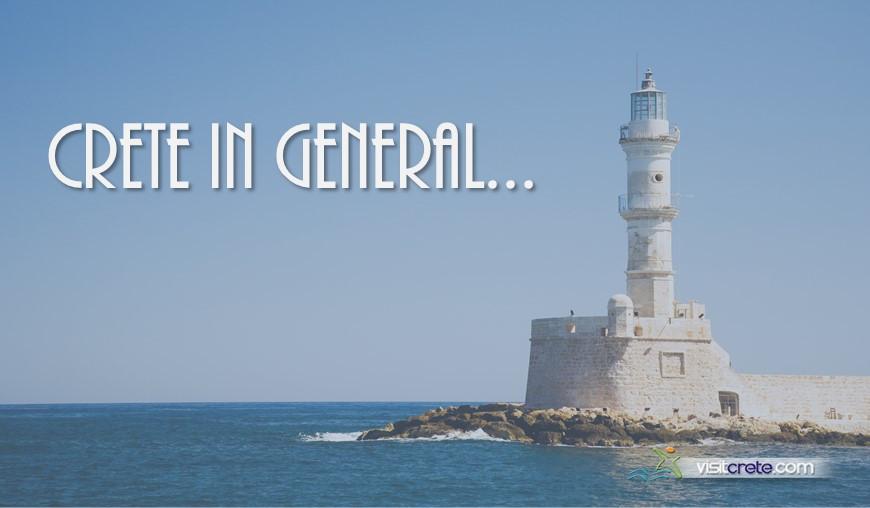 Crete in General
