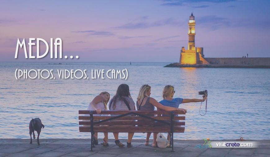Crete Live Cameras, Crete Webcam, Crete Live streaming